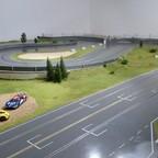 Donautal Racing Park - 3 Spurige Holzbahn als Rennstrecke im Grünen
