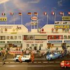 Le Mans '70s Diorama 1/32