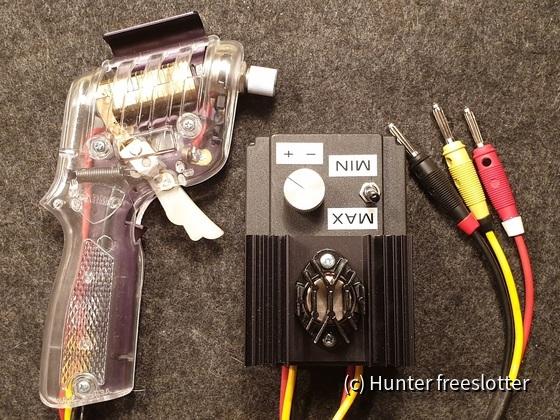 Nezih Regler mit Bremsbox und Verpolungsschutz