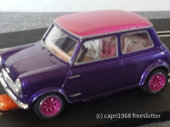 Tamiya Mini auf Plafit Super 32