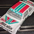Polistil Fiat 131 Abarth Alitalia 1/32