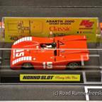 Nonno Slot, Abarth 2000 Sport Spider, Kurt Ahrens, Nürburgring 1970