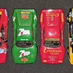 Ferraris von SCX und Scalextric (Hornby)