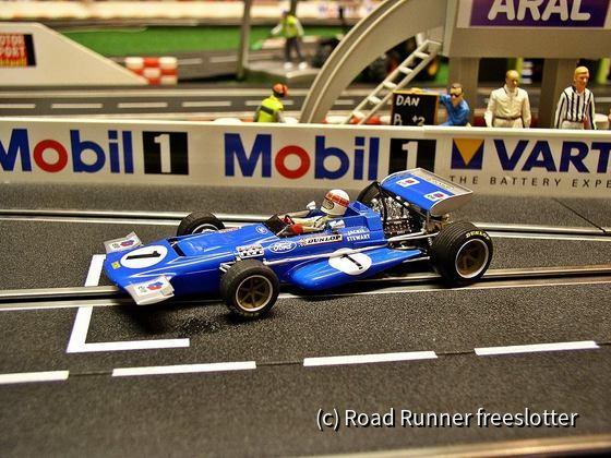 F1 '70, Policar March 701, Jackie Stewart