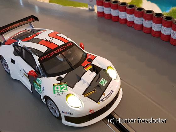 ASRC Scaleauto 1_24 Porsche 991 Front