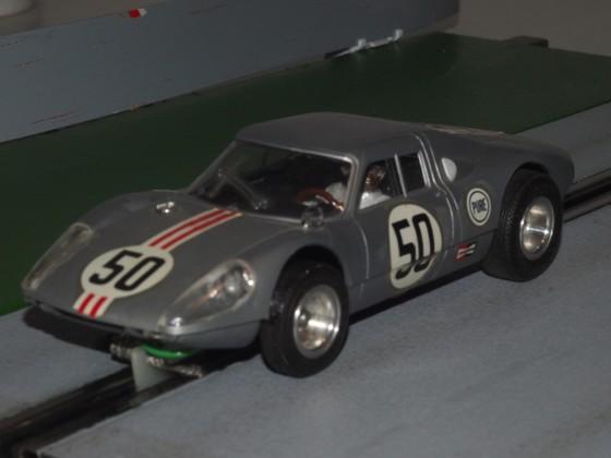 Monogram Porsche 904 aus den 60er Jahren