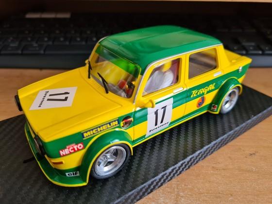 BRM Simca 1000 Tergal