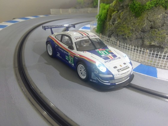 Porsche Rothmans#91