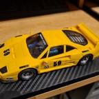 SCX Ferrari F40 #59 Gelb