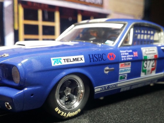 Revell 1:24 Mustang '66 Shelby GT 350 R