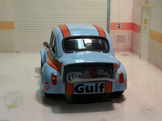 Fiat Abarth Gulf 05