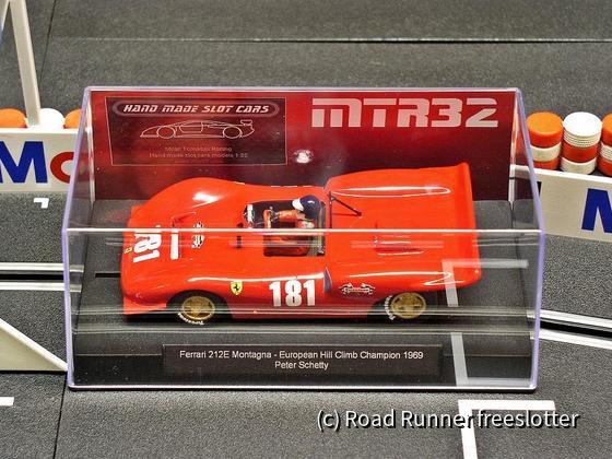 MTR32, Ferrari 212E Montagna, European Hill Climb Champion 1969