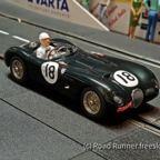 LeMans'53, AutoArt Jaguar C-Type, Tony Rolt / Duncan Hamilton