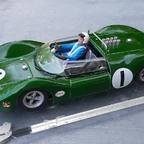 Lotus 30 , 1/24 , Intruder chassis