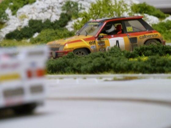 "Rally WP ""Parkplatz"