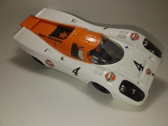 Gulf Porsche 917 # 4