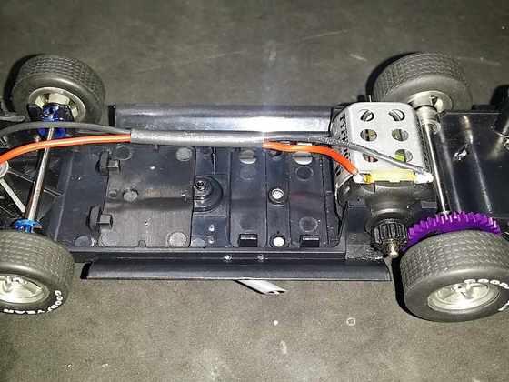Umbau Pioneer-Mustang Notchback