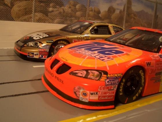 Pontiac Grand Prix 2003 front