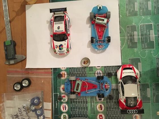 34 NSR GT3 Aufbau Ende