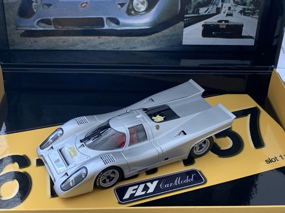 Fly Porsche 917 Street Version