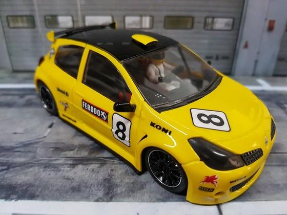 NSR Renault Clio
