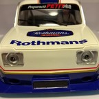 BRM Simca Rothmanns
