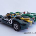 Umbau Fleischmann Lotus 40