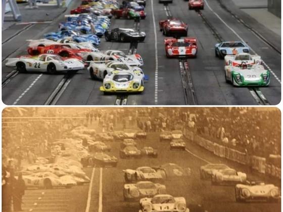Le Mans 69 - Start