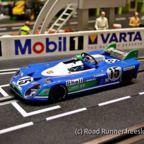 1972, Le Mans Miniatures, Matra-Simca MS 670, Le Mans 1972