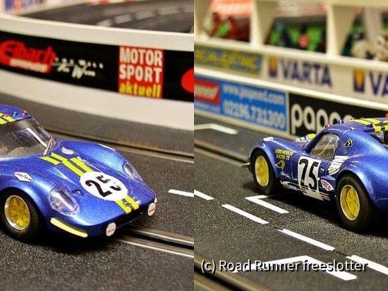 G-M-C Chevron B12, Le Mans 1968