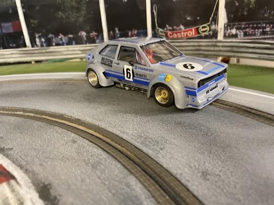 1:24 VW Scirocco 1