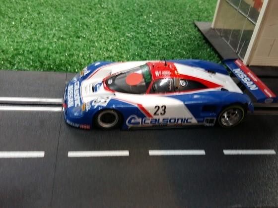 Nissan JHC Racing 6h Waiblingen