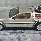 Scalextric DeLorean Back to the Future