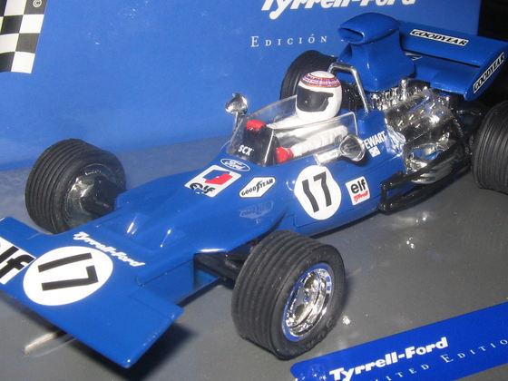 SCX Vintage 61780 Tyrell 003, Jackie Stewart 1971