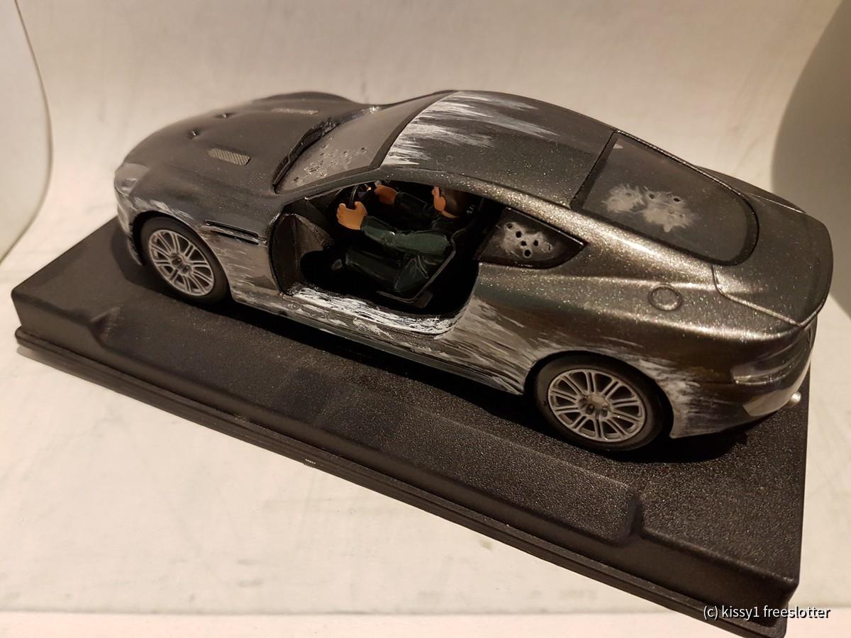 Scalextric James Bond Aston Martin DBS V12 Super Limited Edition 1/1