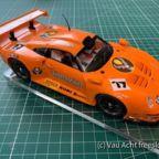 04 - BRM Porsche GT Jaegermeister No_17 (Orange Kit)