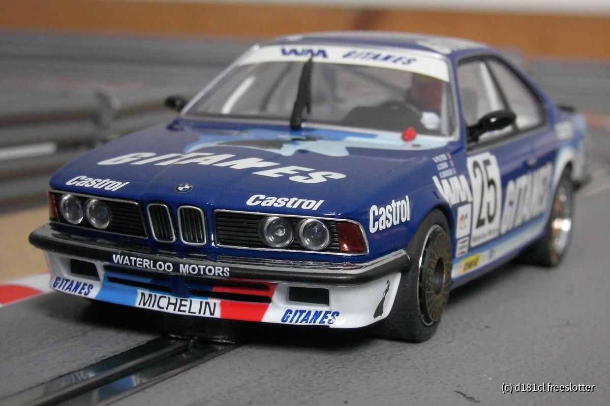 Spirit: 801702 - BMW 635 Gitanes