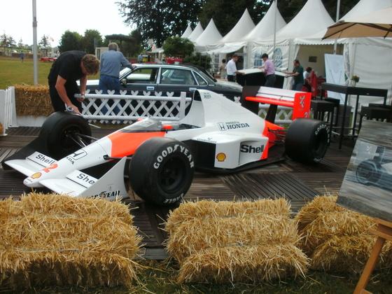 Classic Days 2013 - McLaren Formel 1 - Wagen