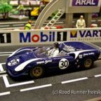 CanAm '66, Revell Lola T70 MkII, Dan Gurney