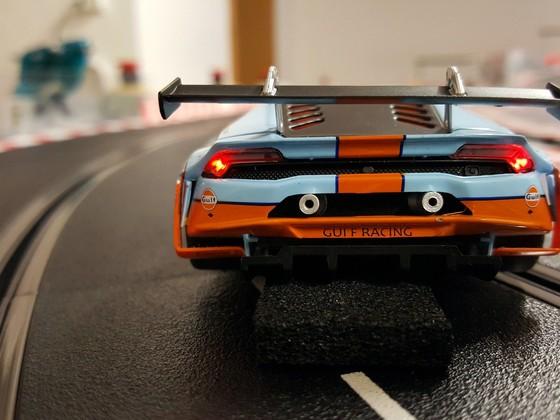 Lamborghini GT3 Gulf Special Edition => Digitalisiert