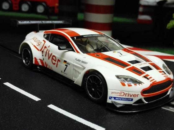 Carrera Corvette