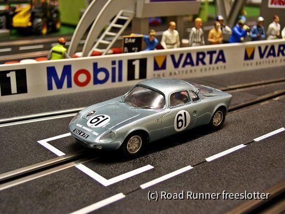 G-M-C, Rene Bonnet Djet, Le Mans 1962