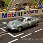 1962, G-M-C, Rene Bonnet Djet, Le Mans 1962