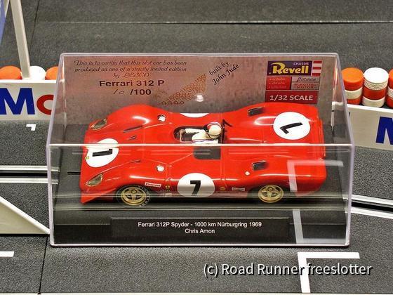 LESCO Ferrari 312P Spyder, Nürburgring 1969