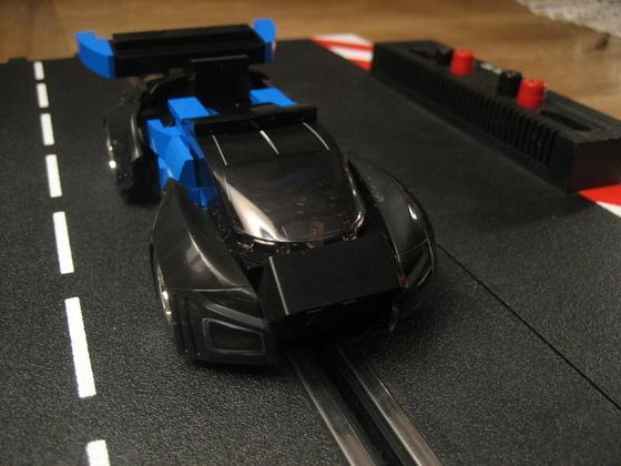Lego Driftcar - Eigene Kreation (Sohnemann)