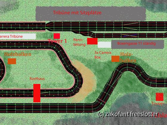 circuit de charles villages