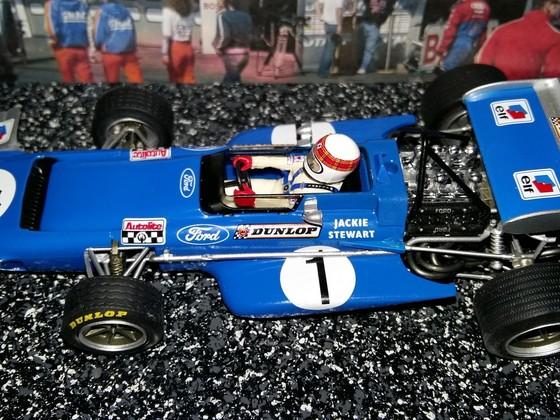 March 701 Tyrrell