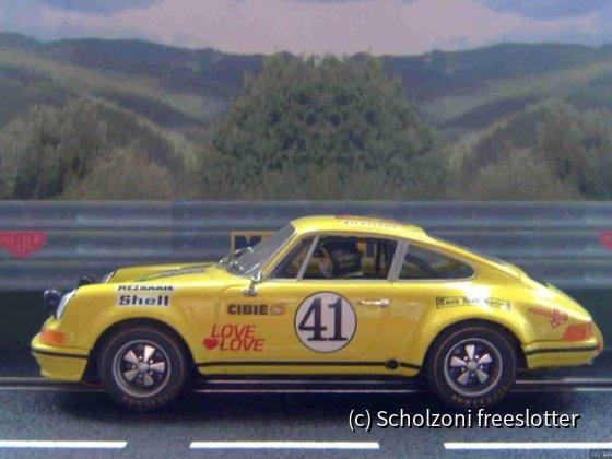 Porsche 911 von Fly