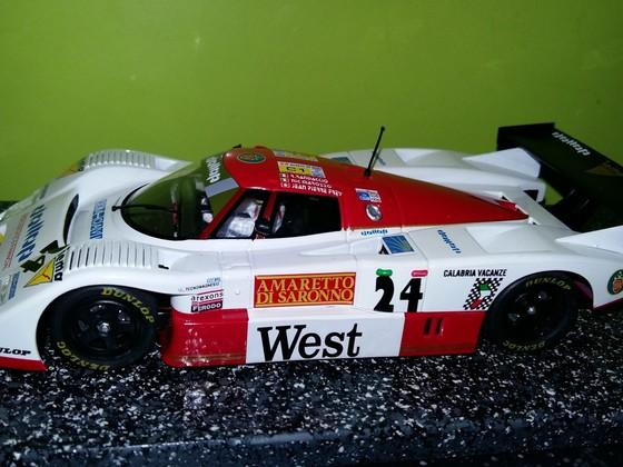 Slotit Lancia LC 2