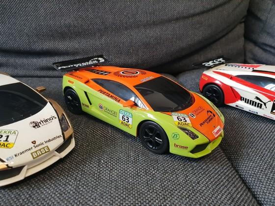 Lamborghini Umbau